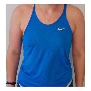 Nike Dri-Fit Cool Breeze Strappy Running Tank